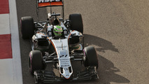 Nico Hulkenberg - Sahara Force India - GP de Abu Dhabi 2016