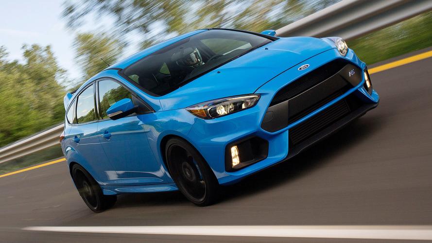 Focus RS é eleito carro do ano nos EUA pelo site AutoGuide