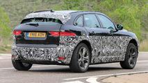 Jaguar I-Pace test aracı