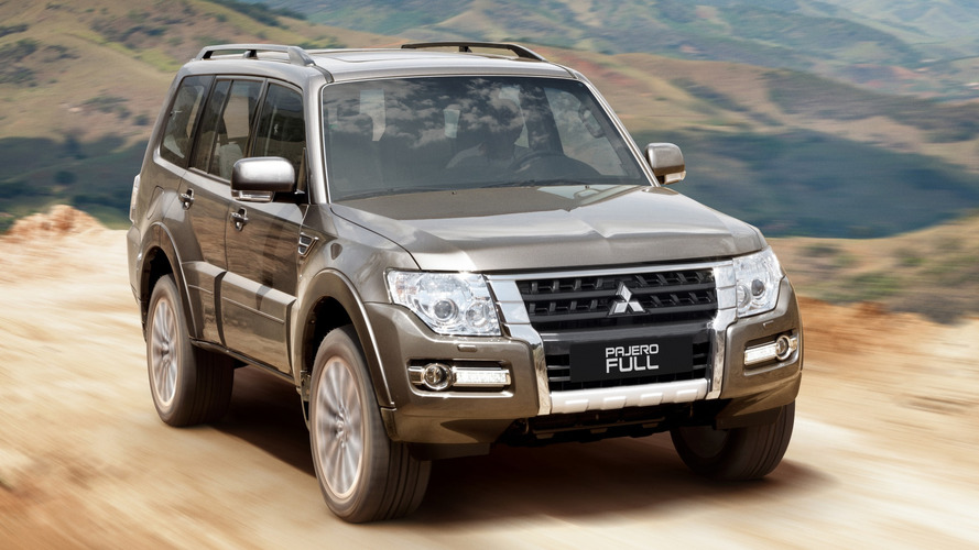 Mitsubishi confirma desenvolvimento de novo SUV. Será o próximo Pajero Full?