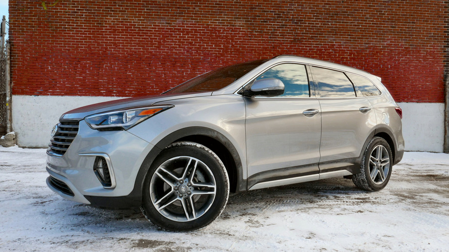 2017 Hyundai Santa Fe XL: Review CA