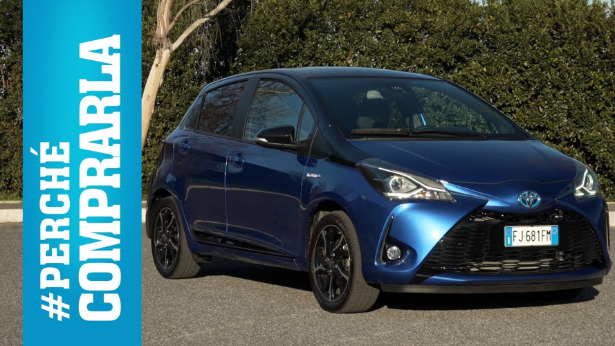 Toyota Yaris Hybrid, perché comprarla... e perché no