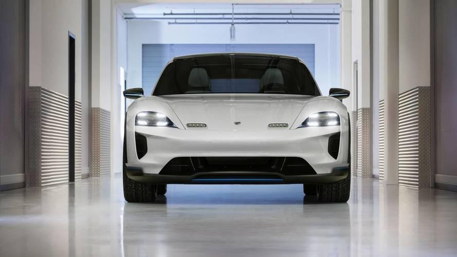 Porsche Explains The Design Of The Mission E Cross Turismo