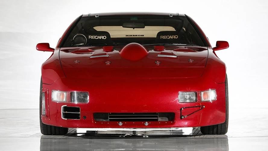 Este Nissan 300ZX, récord de velocidad en Bonneville, está en venta