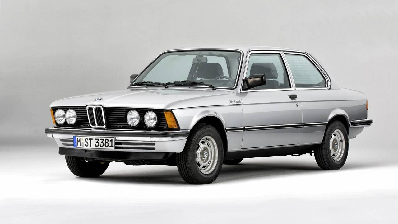 BMW 3 Serisi (1975-1983)