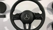 2018 Mercedes-Benz A-Class Steering Wheels