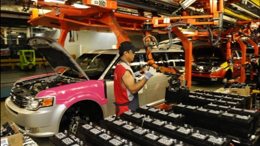 Ford, stop agli investimenti in Messico. Trump esulta