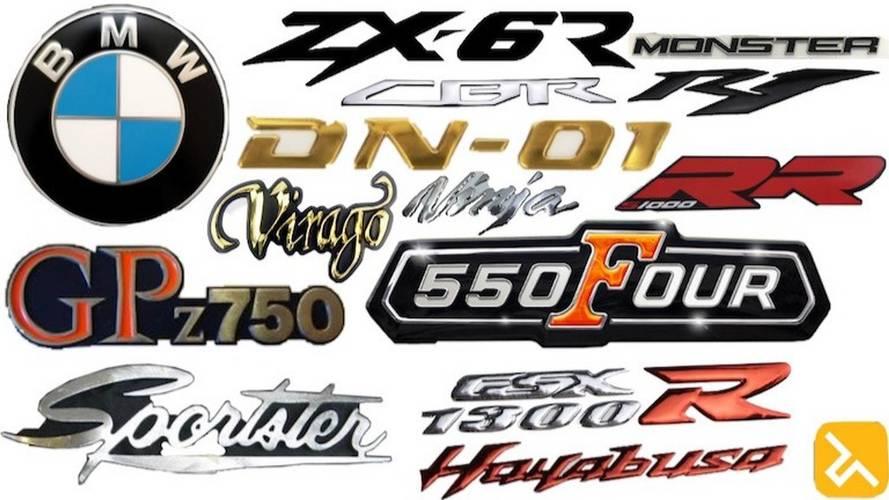 The Hidden Meanings Behind Motorcycle Model Names