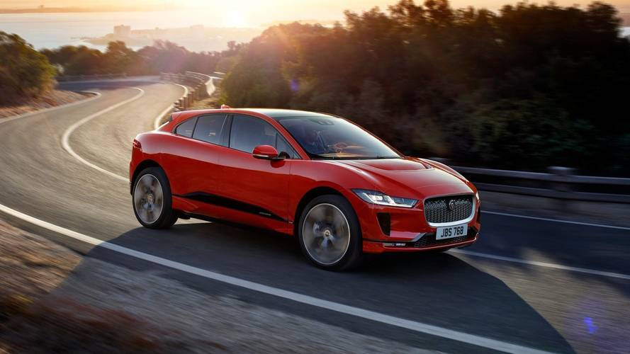 Jaguar I-Pace Is More Affordable Than The Tesla Model X
