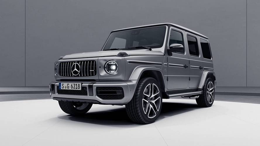 2019 Mercedes-AMG G63'e Night Package geldi
