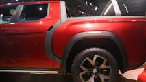 Volkswagen Atlas Tanoak Concept at the 2018 New York Auto Show