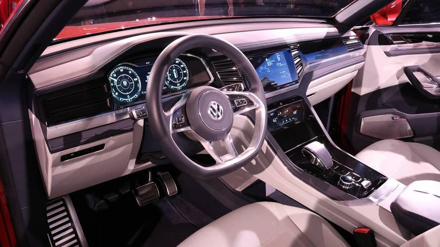 volkswagen atlas cross sport concept previews   seat suv
