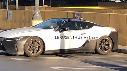 Could This Be Our First Look At The Lexus LC F?