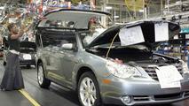 Chrysler Sebring Convertible Production