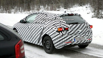 New Generation Opel Astra spy photos