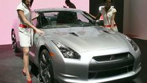 Nissan GT-R on European soil