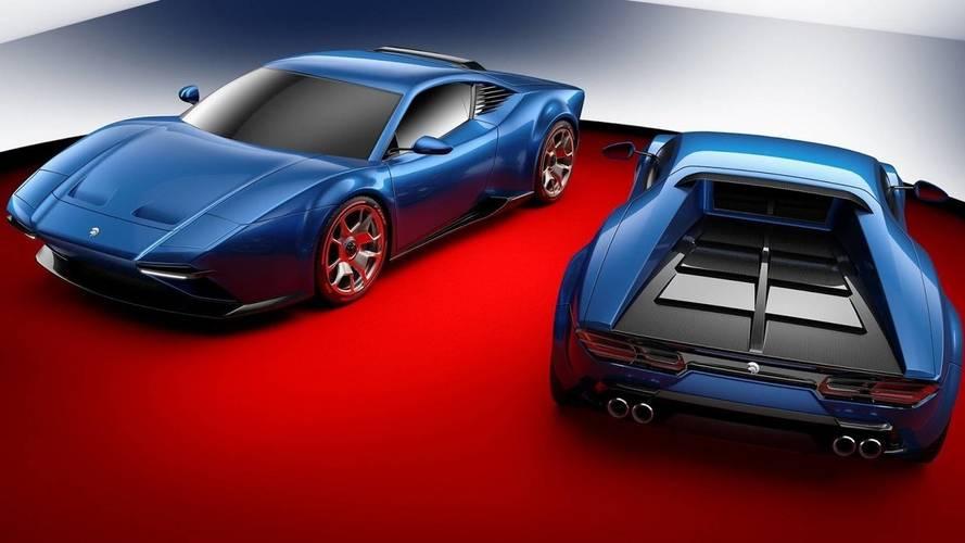 Ares Design crée la De Tomaso Pantera du 21ème siècle !