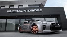 Wheelsandmore Nissan GT-R