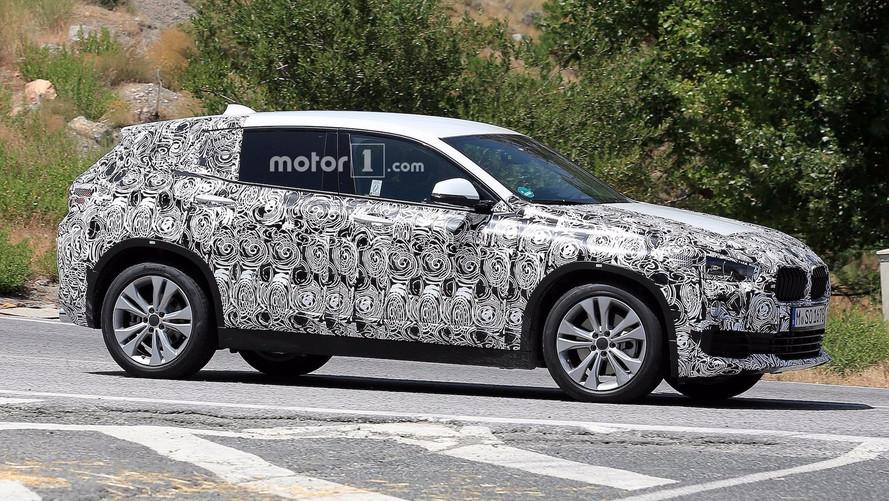 2018 BMW X2 Crossover Caught On Camera
