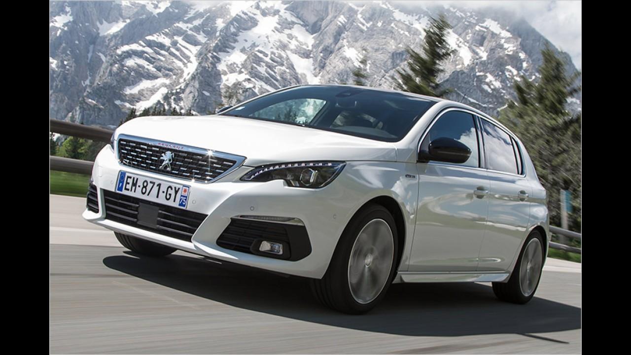 Die Umweltboni von Peugeot