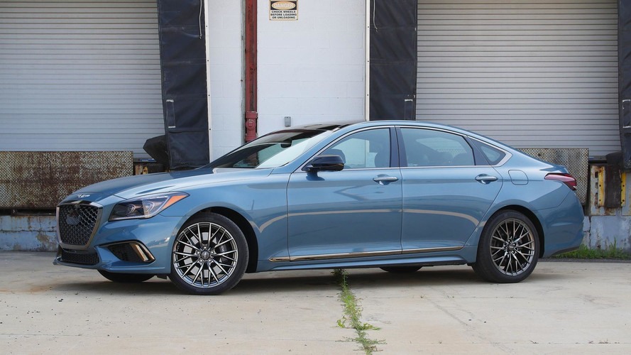 2018 Genesis G80 Sport Review: Road Trip Warrior