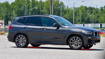 BMW X3 M Sport Spy Shots