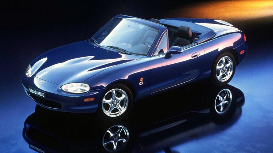 Mazda MX-5 NB (1998-2005), supergalería de fotos