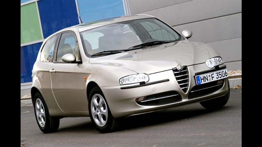 Sondermodell Alfa 147 Shape: Der Traum-Romeo der Frauen