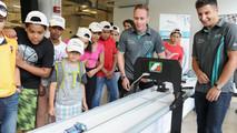 Jaguar Racing Primary School Challenge