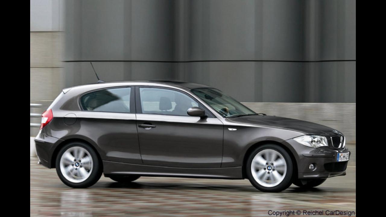 Geheimprojekt BMW 1er