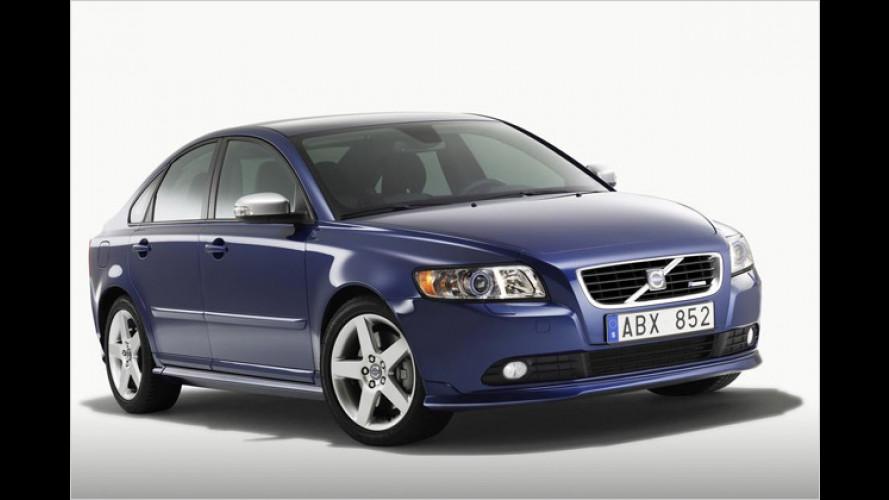 Sportlich: Das R-Design-Paket für Volvo C30, S40 und V50