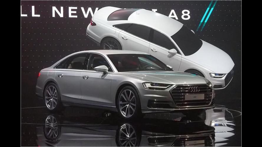 Neuer Audi A8
