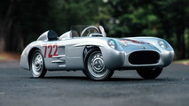 1955 Mercedes-Benz 300SLR Go Kart Replica