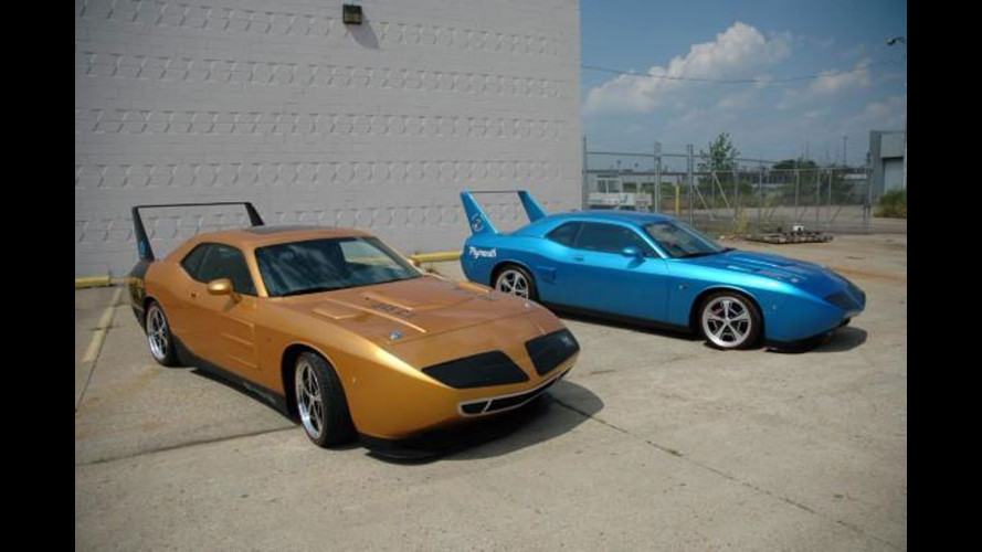 Heide Performance Products resuscita le muscle car Anni 70