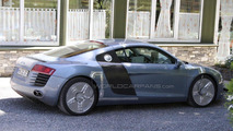Audi R8 prototype spied testing new Dual-Clutch Transmissions 13.05.2011