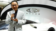 Tuatara unveiling at SSC Asia launch, 1080, 12.08.2011