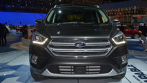 2017 Ford Escape facelift