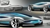 Pininfarina Sintesi Concept