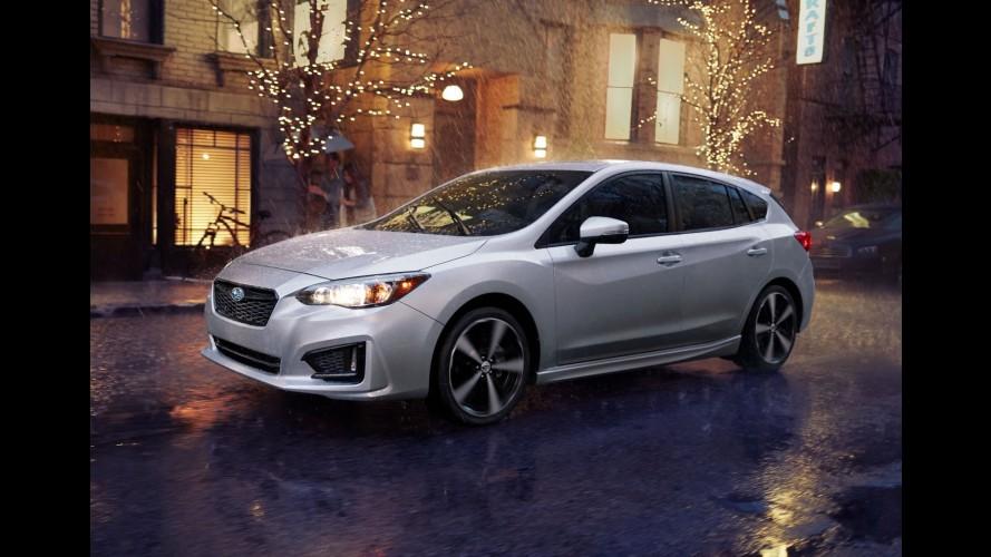 Subaru poursuit sa progression au niveau mondial
