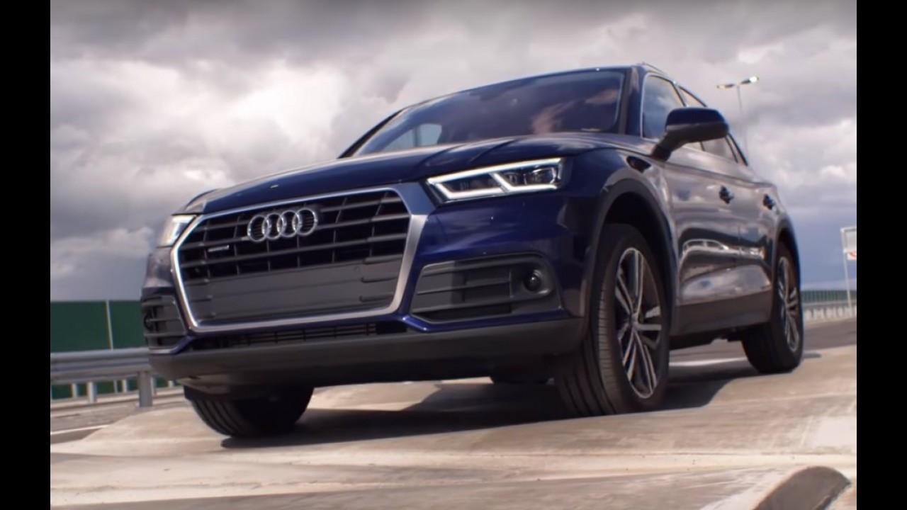 VÍDEO: Veja produção do novo Audi Q5 na moderna fábrica do México