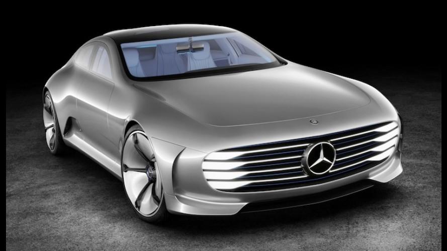 Frankfurt: Mercedes Concept IAA tem arrasto de 0,19 e sugere o futuro do CLS