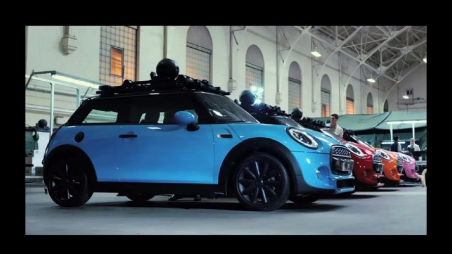 Veja o trailer do filme Pixels com o MINI Cooper S - vídeo