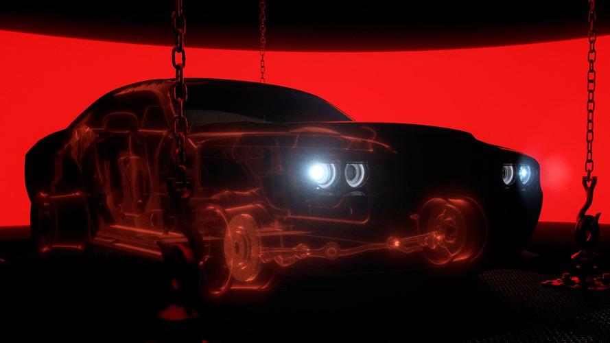 2018 Dodge Challenger Demon, Hellcat'ten hafif olacak