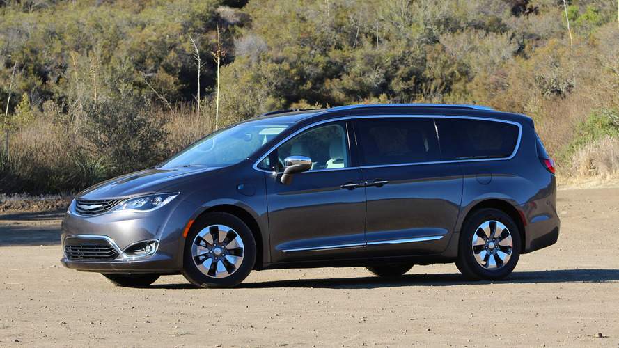 Pacifica Hybrid is even more efficient than Chrysler promised