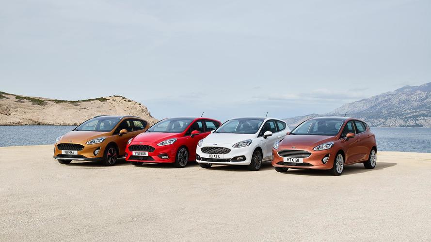 Next-gen Ford Fiesta officially debuts, big tech upgrades inside