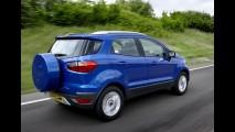 Ford EcoSport foi o carro de passeio mais exportado da Índia em 2015