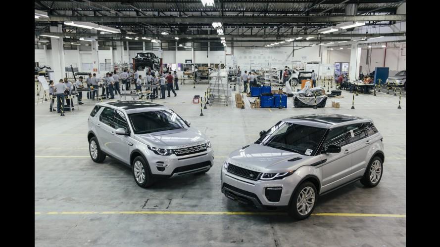 Land Rover confirma Evoque nacional antes mesmo do Discovery Sport
