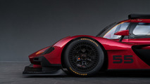 Mazda RT24-P race car