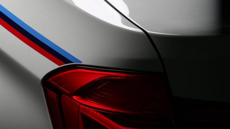We unmask BMW's SEMA Show car