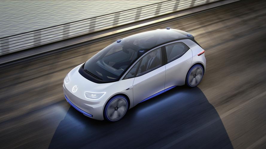 Volkswagen, I.D. hatchback'in üretimini 2019'da başlatacak